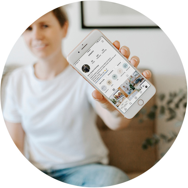 INSTAGRAM CIRCLE ICON MAKER - Icon maker] Now you can create